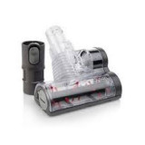 Dyson Turbine Head Mini Steel/Transparant, 915022-01