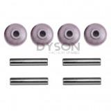 Dyson DC18 Soleplate Wheel Kit, 912367-01