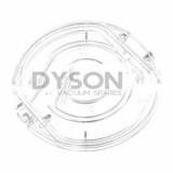 Dyson DC58, DC59, DC61, DC62, V6 Bin Base Assembly, 15-DY-265