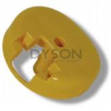 Dyson DC05 Swivel castor body front yellow, 900465-01