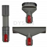 Dyson V7, V8, V10, V11, SV12, SV14 Cordless Quick Release Home Cleaning Tool Kit, 968334-01