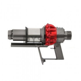 Dyson V10, SV12 Big Body & Cyclone Assembly in Red, 969596-07