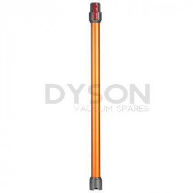 Dyson V7, V8, V10, V11 Quick Release Extension Wand Assembly Yellow, QUAHE190