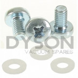 Dyson DC01 Soleplate Screw Kit, For Mvp89, QUAMVP100