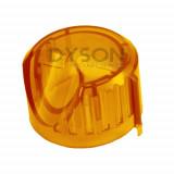 Dyson DC07, DC14, DC33 Outer Clutch Actuator Transparent Yellow, 900298-11