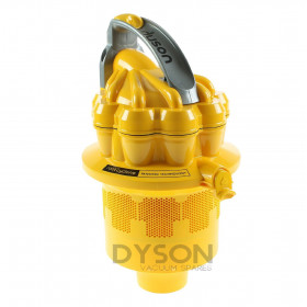 Dyson DC08 Cyclone Top Assembly Yellow, 905411-13 Used