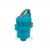Dyson DC08 Steel Turquoise Cyclone, 905411-35