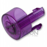 Dyson DC08 Telescope Translucent Violet On / Off Switch, 903758-06