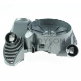 Dyson DC08 Vacuum Cleaner Dark Steel Upper Body Chassis Motor Cover, 903517-05
