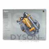 Dyson DC11 UK Instruction Pack, 907020-01